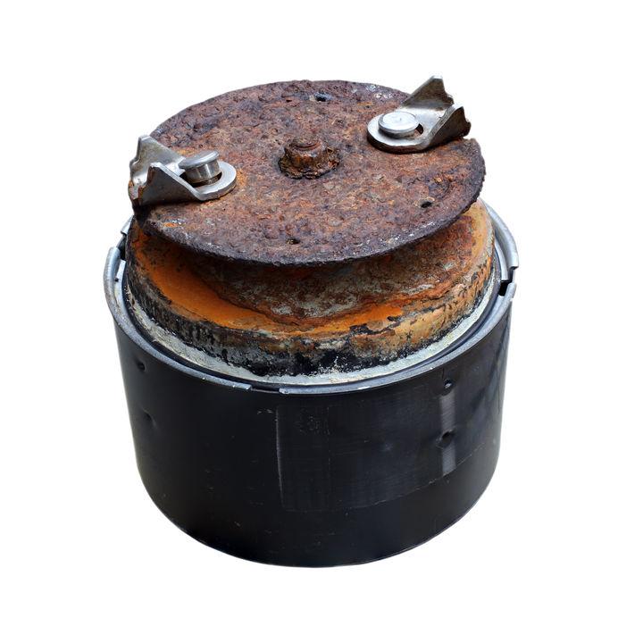 broken disposal