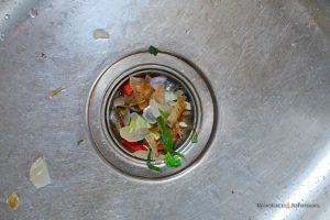 Without garbage disposal repair, your sink can become clogged with food particles.