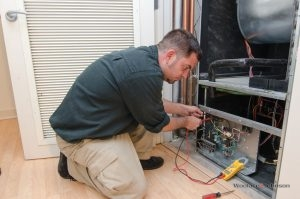 We can repair any brand of electric heat system.